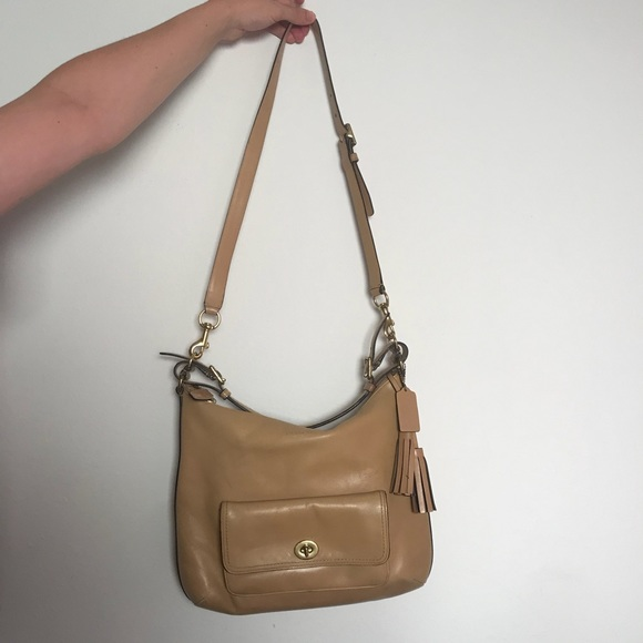 Coach Handbags - Authentic Coach Leather Bag